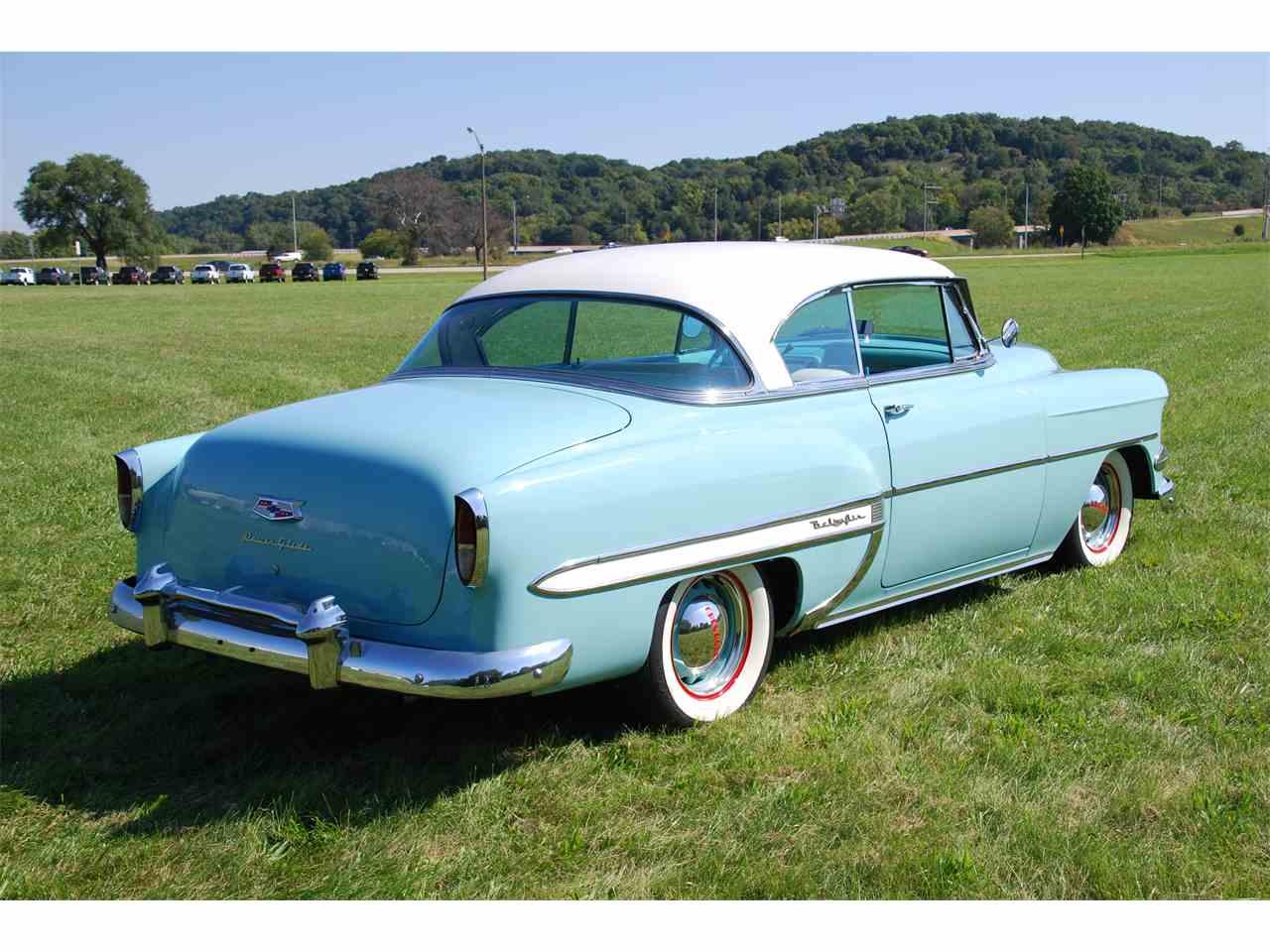 All Chevy 1954 chevrolet belair : 1954 Chevrolet Bel Air for Sale | ClassicCars.com | CC-1010389