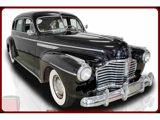 1941 Buick Century 4-Door Sedan (Fastback) | 1010039
