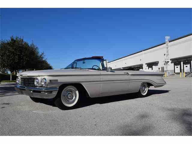 1960 Oldsmobile Dynamic 88 Convertible | 1013900