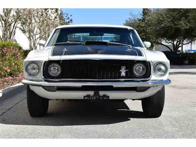 1969 Ford Mustang Mach 1 | 1013906