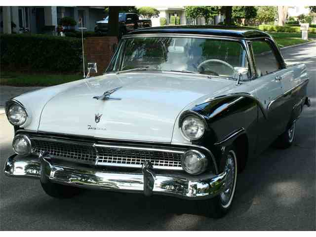 1955 Ford Victoria   1013921