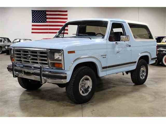 1986 Ford Bronco | 1013931