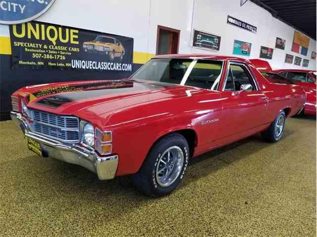 1971 Chevrolet El Camino | 1013938