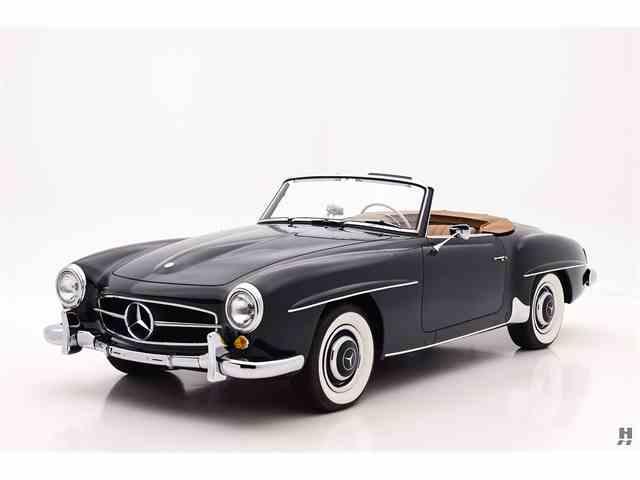 1958 Mercedes-Benz 190SL | 1013939