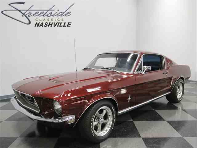 1968 Ford Mustang | 1013940