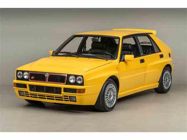 1992 Lancia Delta Integrale Evoluzione   1013959