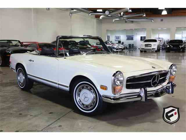 1969 Mercedes-Benz 280SL | 1013970