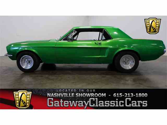 1968 Ford Mustang | 1013985