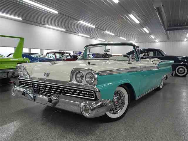 1959 Ford Fairlane Galaxie | 1010399