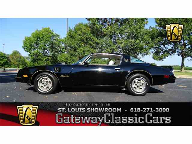 1976 Pontiac Firebird Trans Am | 1013996