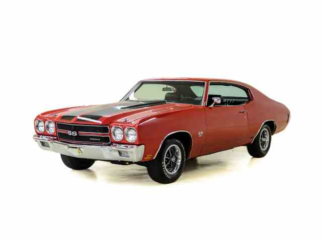 Picture of '70 Chevelle SS - LQEN