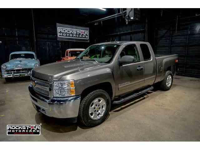 2013 Chevrolet Silverado | 1014006