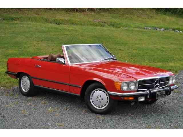 1973 Mercedes Benz 450sl For Sale On 13