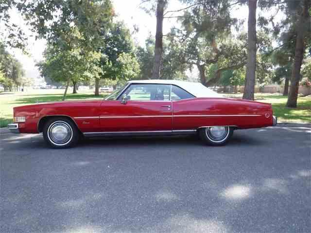 1973 Cadillac Eldorado | 1014024