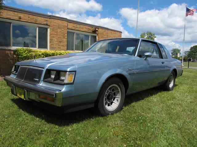 1986 Buick Regal | 1014025