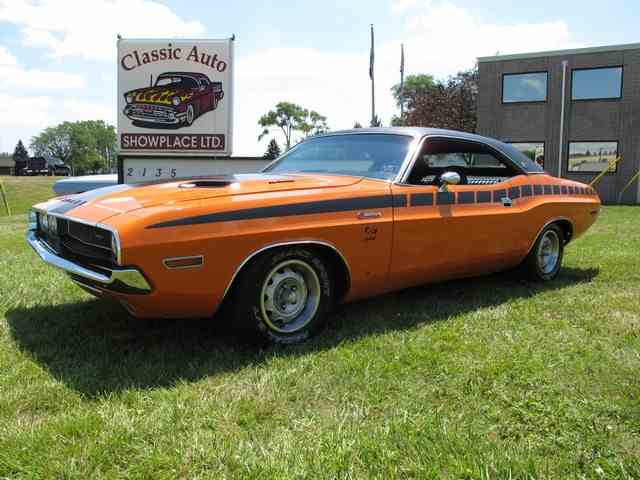 1970 Dodge Challenger | 1014028