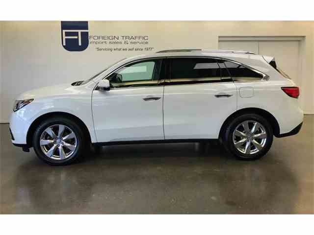 Picture of '16 MDX - LQFO