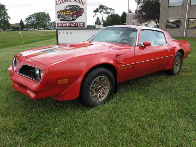 1977 Pontiac Firebird Trans Am | 1014037