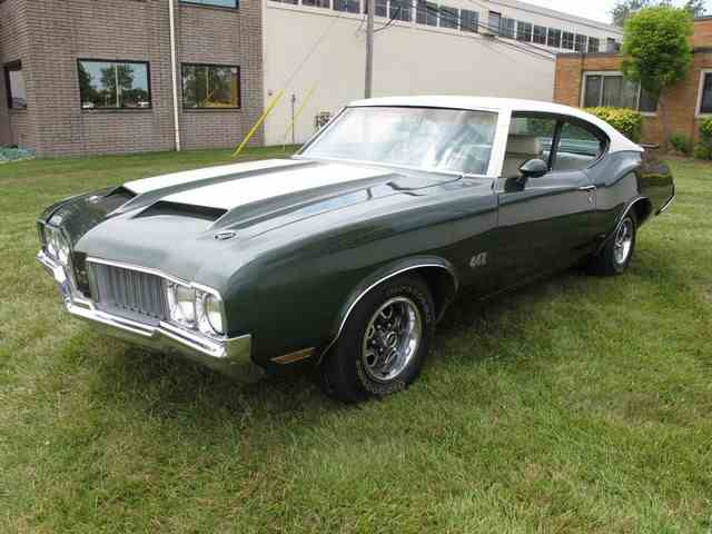 Picture of 1970 Oldsmobile 442 located in Troy Michigan Offered by Classic Auto Showplace - LQFR