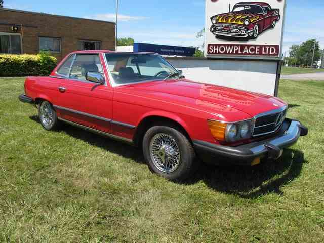 1983 Mercedes-Benz 380SL | 1014042