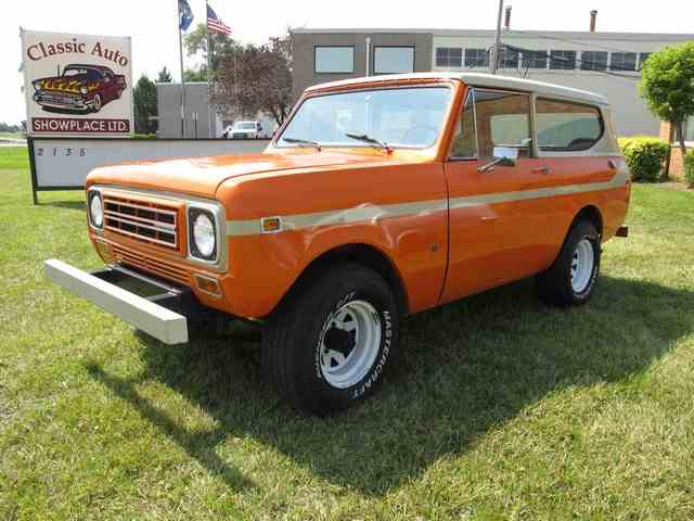 1977 International Harvester Scout II | 1014043