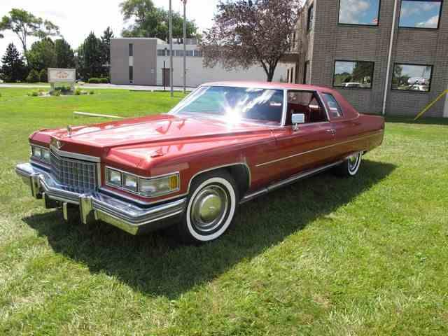 1976 Cadillac DeVille | 1014044