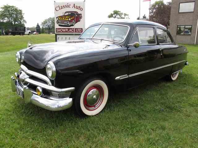 1950 Ford Custom | 1014049