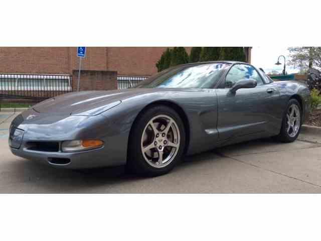 2003 Chevrolet Corvette | 1014050