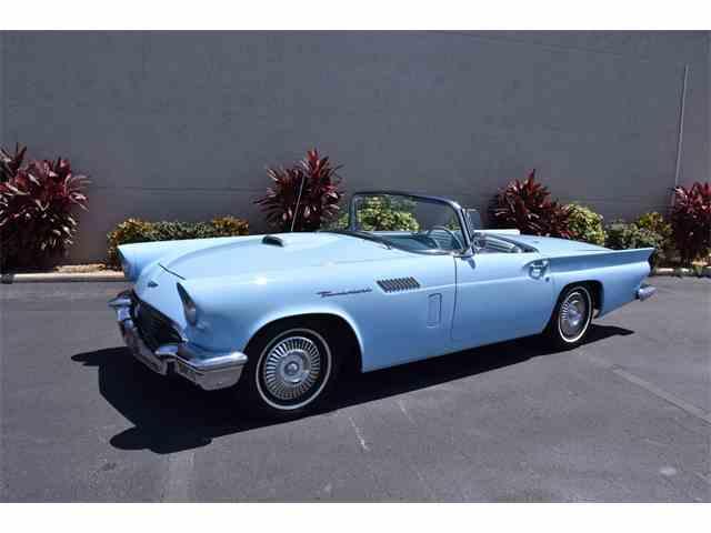 1957 Ford Thunderbird | 1014064