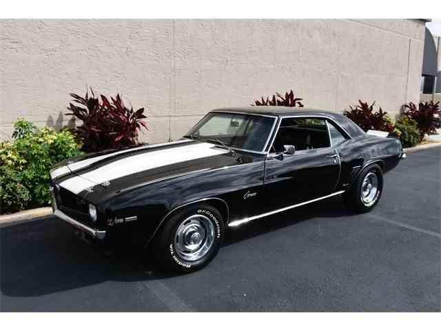 1969 Chevrolet Camaro | 1014065