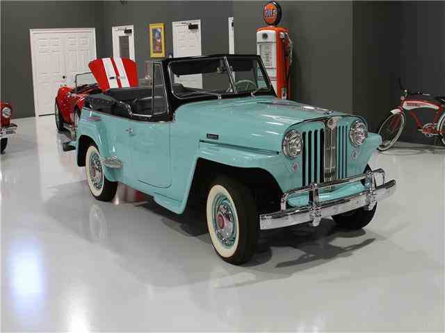1948 Willys-Overland Jeepster | 1014071