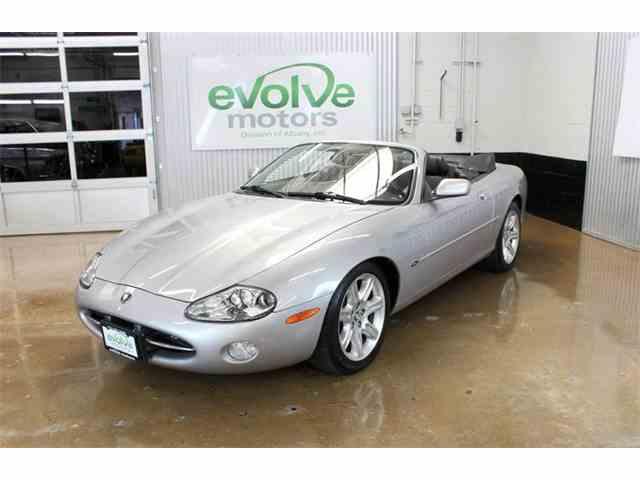 2001 Jaguar XK | 1014080