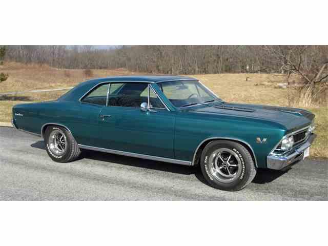 1966 Chevrolet Chevelle SS | 1014085