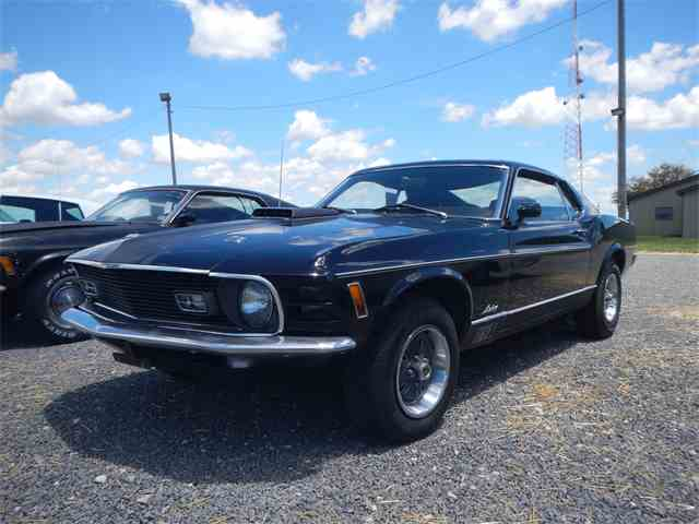 1970 Ford Mustang Mach 1 | 1010409