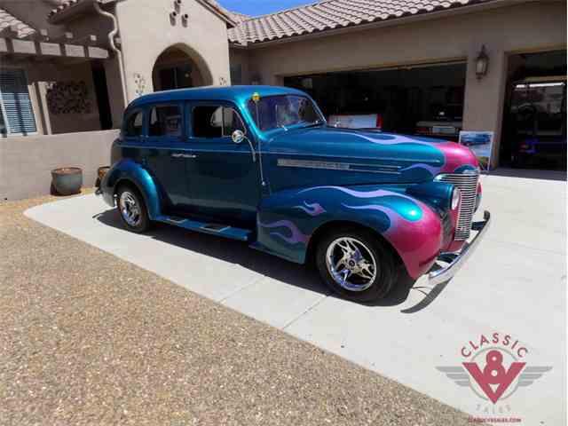 1939 Oldsmobile 60 Series | 1014091