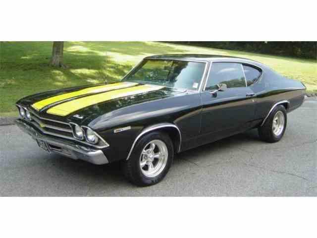 1969 Chevrolet Chevelle | 1014106