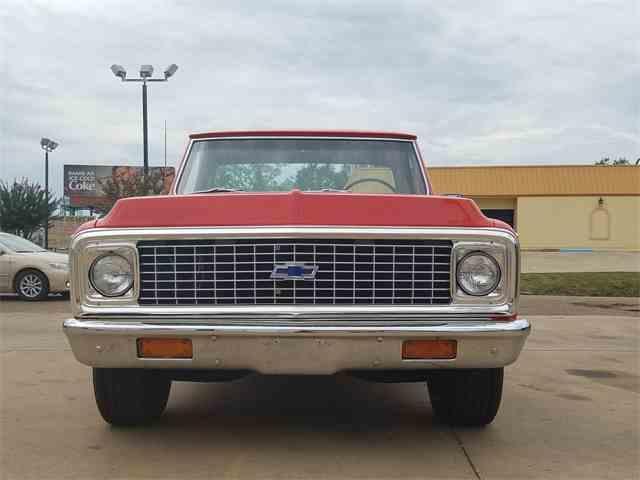 1972 Chevrolet Cheyenne | 1014122