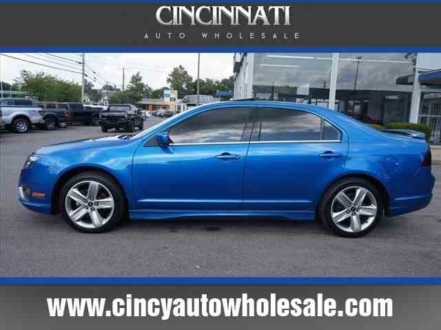2011 Ford Fusion | 1010414