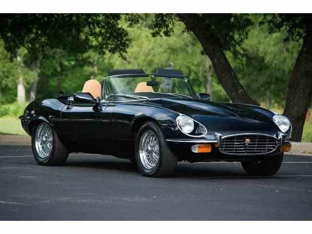 1972 Jaguar XKE | 1014163