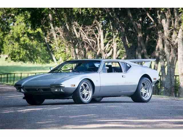 1974 De-Tomaso Pantera | 1014165