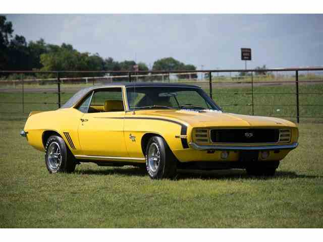 1969 Chevrolet Camaro | 1014176