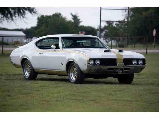 1969 Oldsmobile 442 | 1014177