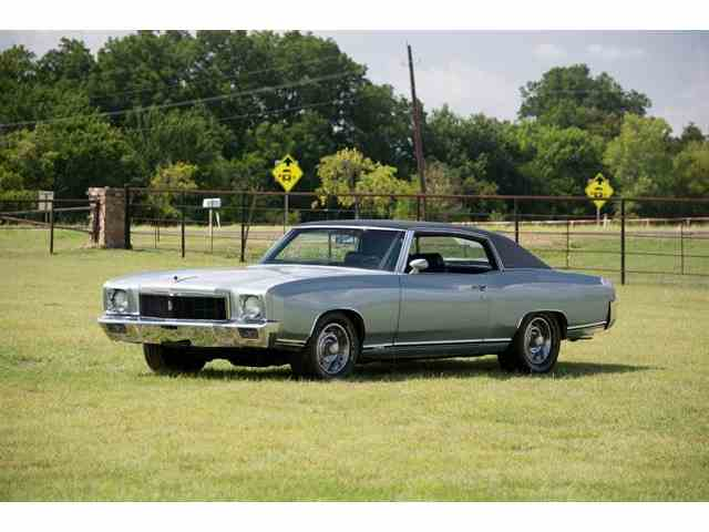 1971 Chevrolet Monte Carlo | 1014181