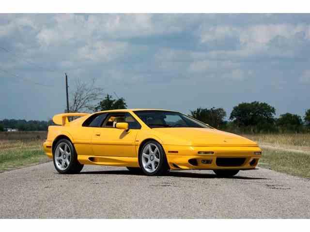 1999 Lotus Esprit   1014186