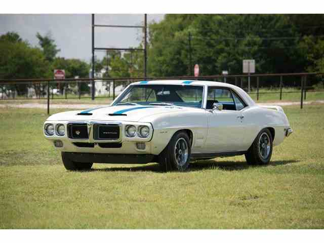 1969 Pontiac Firebird Trans Am | 1014194