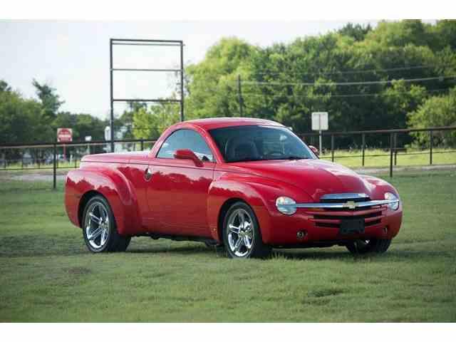 2006 Chevrolet SSR | 1014198