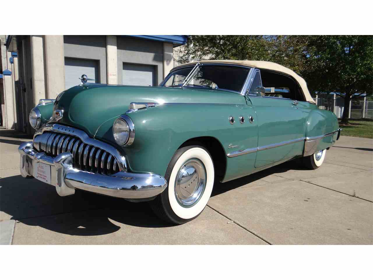 1949 buick super for sale cc 1014210. Black Bedroom Furniture Sets. Home Design Ideas