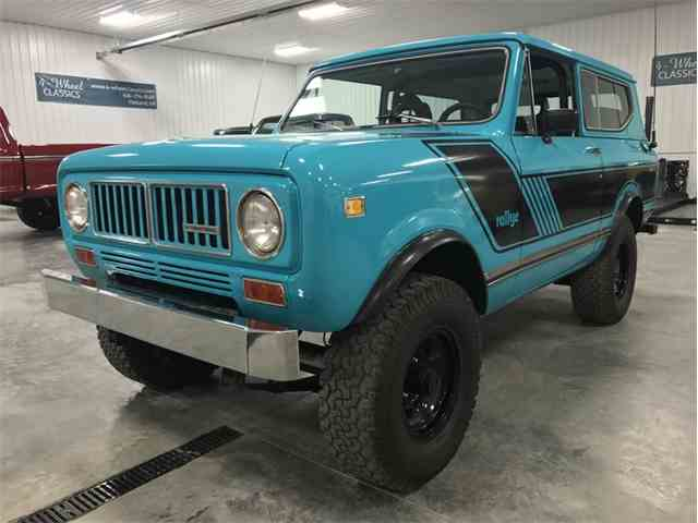 1973 International Harvester Scout II | 1014218