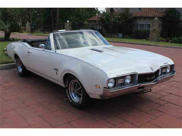 1968 Oldsmobile Cutlass | 1014225