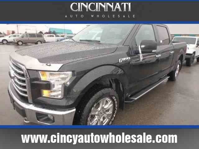 2015 Ford F150 | 1010424